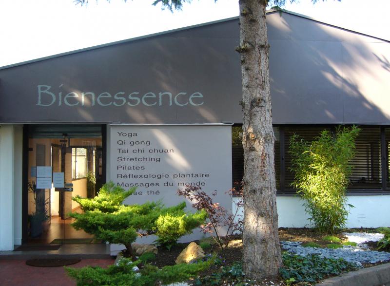 bienessence centre de bien-être
