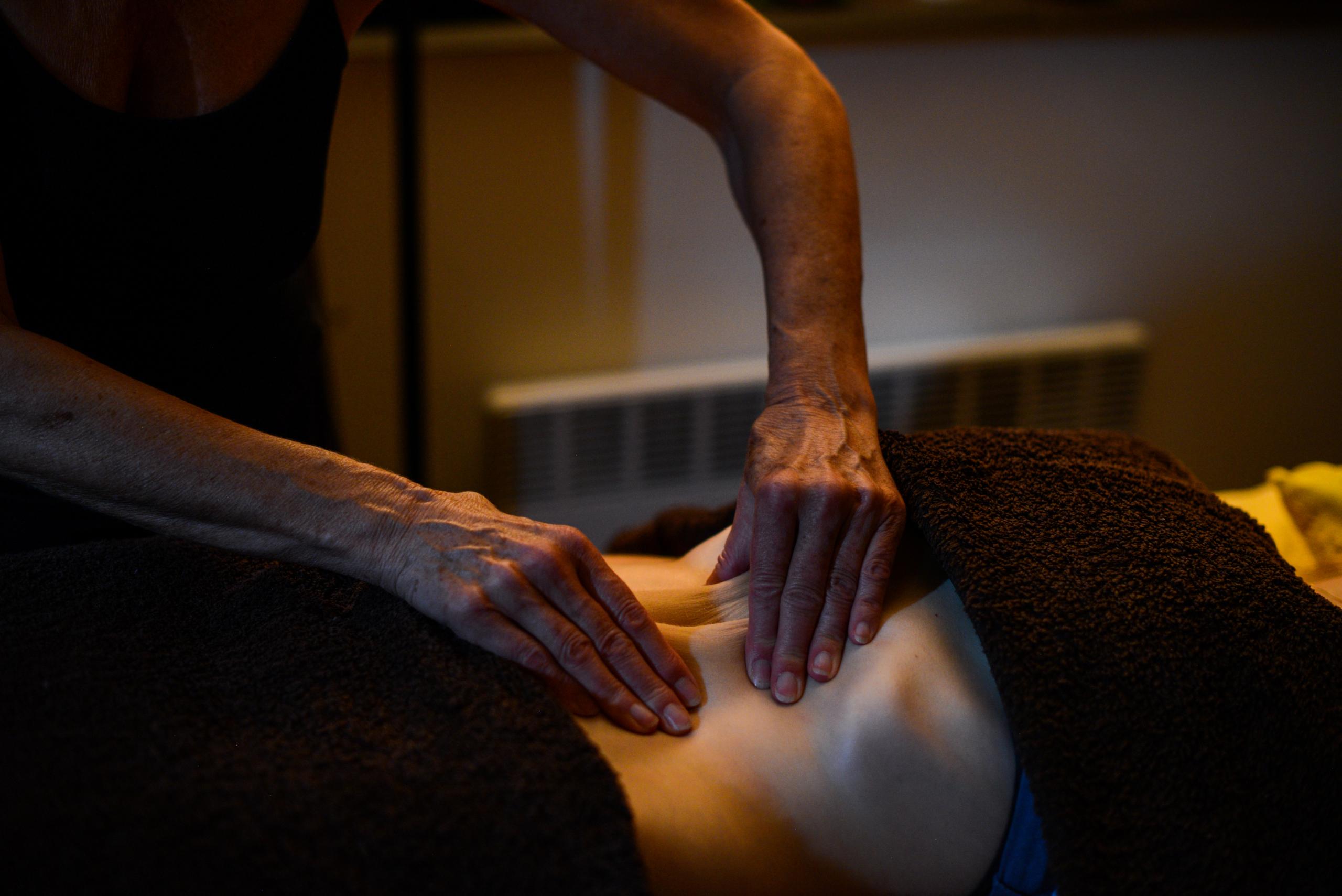 massage minceur le Chesnay